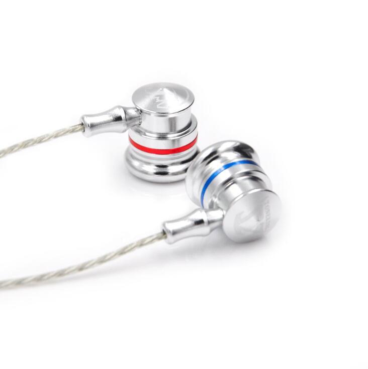 Prix pour 2016 MusicMaker TY2 Double Dynamique Unités Écouteurs HIFI Fièvre TONKING TKY2 Dans L'oreille Écouteur Facile Hybride Casque