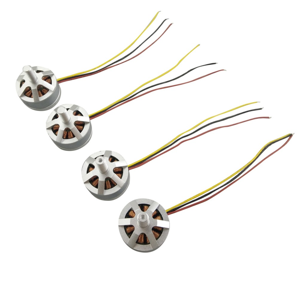 4PCS MJX B3 Bugs 3 Four-Axis Aircraft Spare Parts Brushless Motors Model Aircraft Accessories