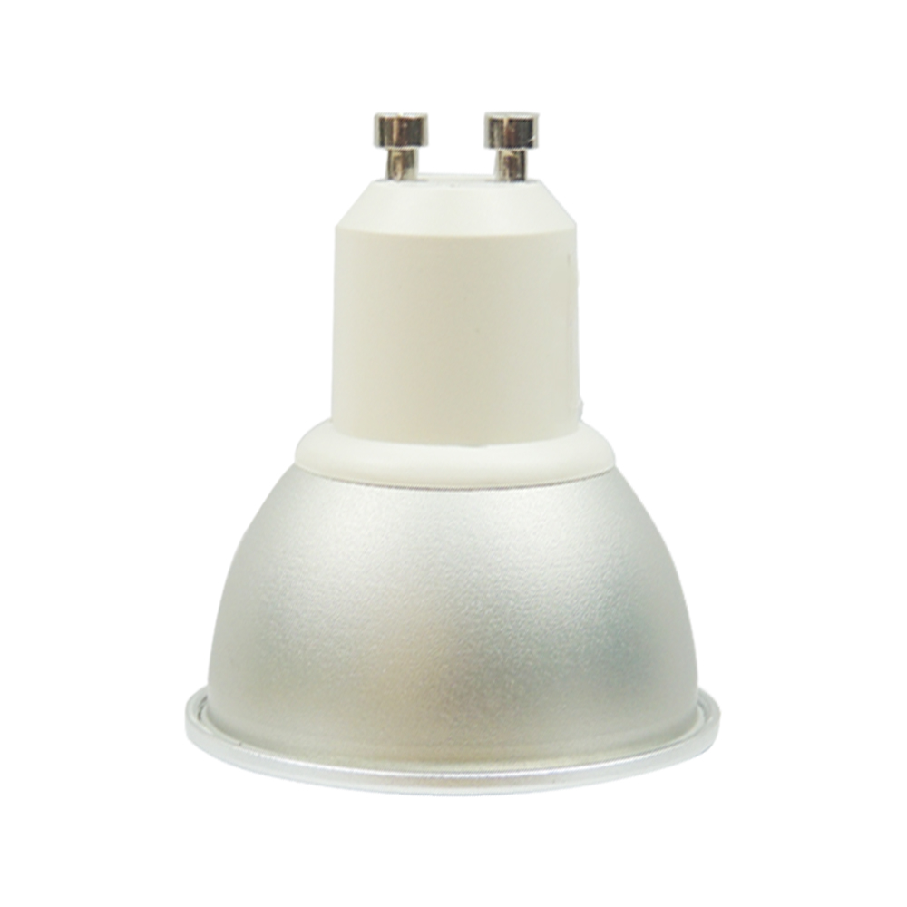 GU10 LED Light Bulbs Non Dimmable Aluminum material, 75W Halogen Bulbs Equivalent 7W 580lm Warm White 3000K 60 Degree Beam Angle