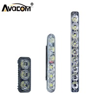 Avacom Super White LED Working Light LED Bar 12V Off Road Lamp 6500K 18W For Car