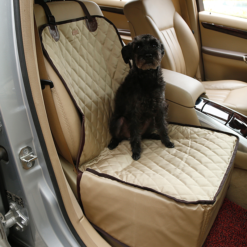car pet pin cover transporte new with mesh accessories dog hammock barrier seat visble blanket