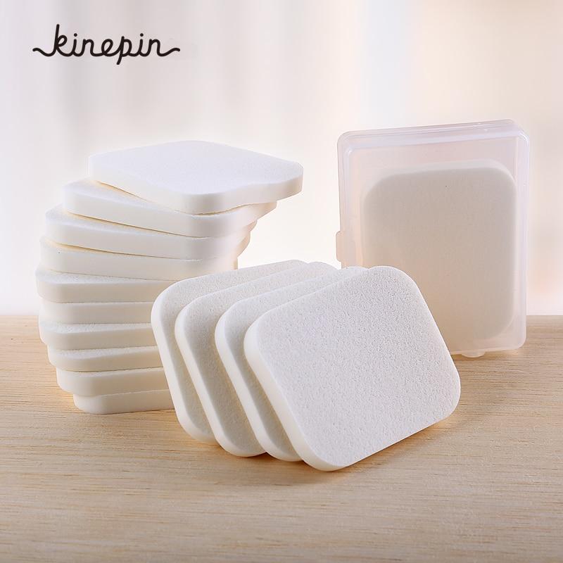 15 Unids / pack Cosmetic Powder Puff Suave elástica Base de - Maquillaje - foto 3