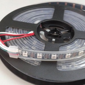60ic 60pixels/m RGB LED Strip