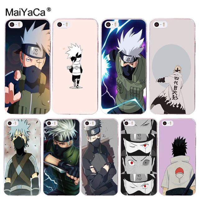 coque iphone 7 kakashi