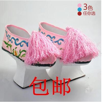 Qing Dynasty Princess shoes