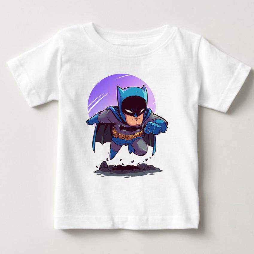 Crianças T Camisas Vingadores hulk homem de ferro do homem aranha de Algodão de Manga Curta Crianças T-shirt Impresso camisa de T Para Meninos Meninas MJ