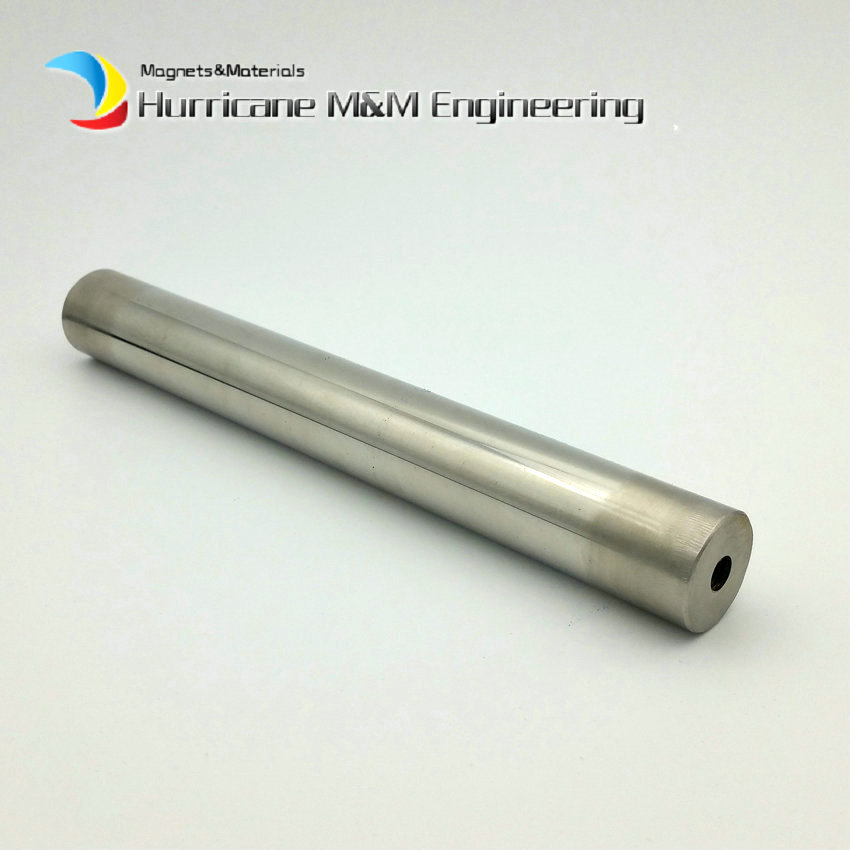 NdFeB Magnétique Baguette Diamètre 19mm sur 3/4 ''10 K GS Cylindre aimant néodyme puissant acier inoxydable 304 Filtre À Eau