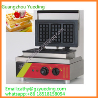 Wysokiej jakości 3 sztuk prostokąt gofrownica gofrownica/gofrownica maszyna do produkcji w Waflownice od AGD na