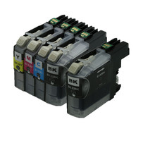 LC133 LC 133 чернильные картриджи Замена для брата MFC-J650DW MFC-J870DW MFC-J4410DW MFC-J4510DW MFC-J4710DW струйный принтер