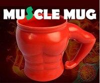 Creatieve Mode Sex Macho Spier Keramische Mok Cup Caneca Morphe Koffiekopje Mijn Water Thee Fles Zetgroep Gusto Gratis Verzending