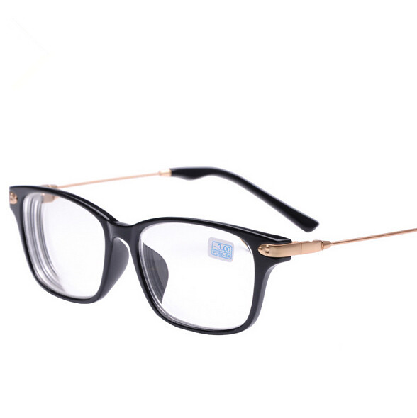 New brand high quality cheap prescription eyeglasses Unisex Nearsighted Glasses -1.0,-1.5,-2.0,-2.5,-3.0,-3.5,4.0