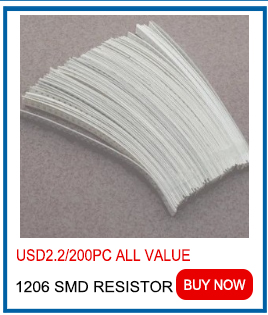 0.01ohm 5% resistores 0.01r 500 w valor personalizado