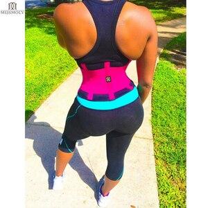 Image 1 - Miss moly pós parto cinto de emagrecimento mulheres postparto barriga cincher bandagem feminina barriga controle cuecas após o nascimento recuperar roupas