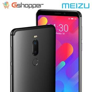 "Image 3 - הגלובלי גרסה Meizu M8 V8 4GB 64GB ROM נייד טלפון Helio P22 אוקטה Core 5.7 ""מלא מסך 12.0MP מצלמה טביעות אצבע Smartphone"