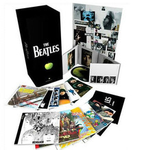 New Brand CD The beatles stereo box set 16CDs &1DVD box set new with factory sealed news