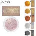 Solta Diamante Eyeshadow Shimmer Em Pó Pigmento Pigmento Da Sombra de Olho Paleta de Maquiagem À Prova D' Água