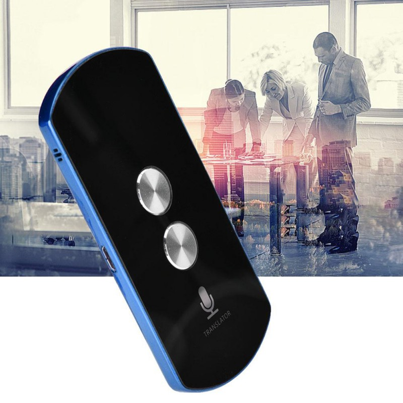 Wireless Instant Translator 42 Language Intelligent WIFI Voice Recognition Multilingual Real Time Translation