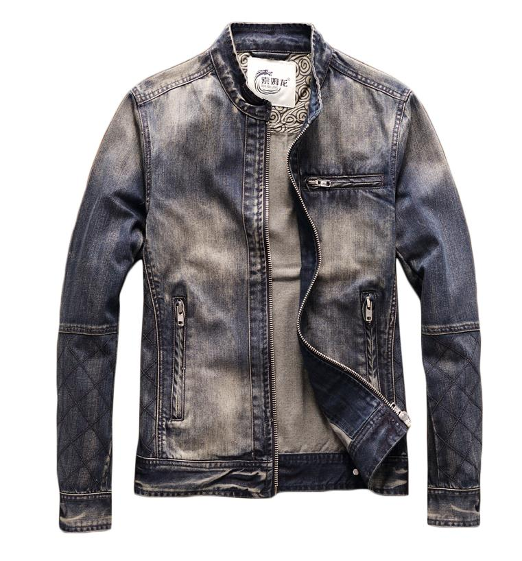 New Fashion Autumn Winter Men Brand Faux Soft Leather Jackets Pu Black Leather Jacket Red Zippers