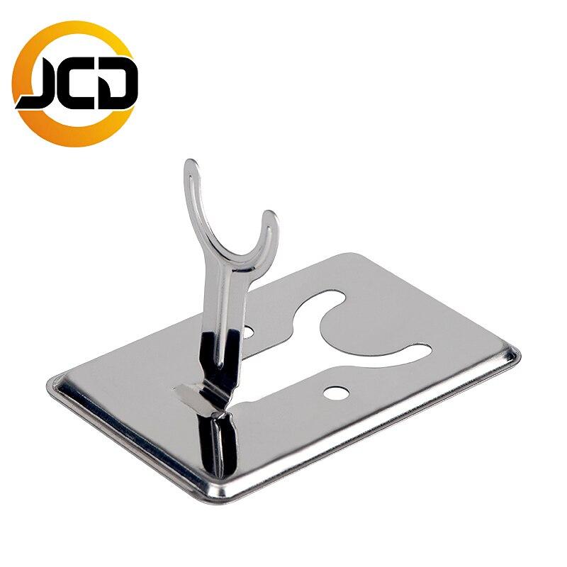 Jcd ferro de solda suporte almofadas genérico de alta temperatura resistência ferramentas de solda suporte