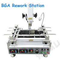 BGA Rework Station 220V/110V BGA Soldering Station อินฟราเรด Hot Air Soldering สถานีซ่อมเครื่อง HT-R390