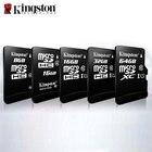 Kingston Micro SD 8gb 16gb 32gb 64gb 128gb 256gb Flash Memory Card Microsd SDHC/SDXC Class 10 Dropshipping TF Carte Micro sd