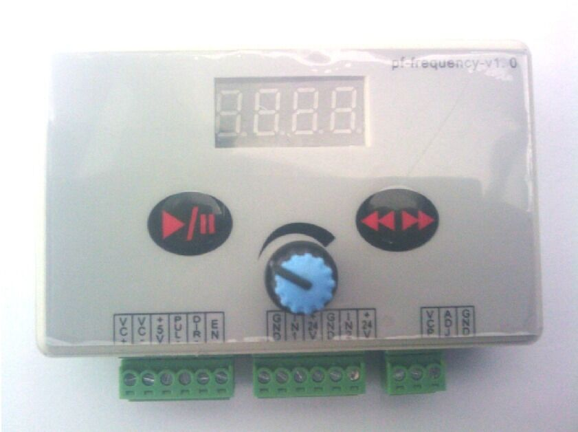 Reversible Stepper Motor Speed Regulator * Pulse Signal Controller * Stepping