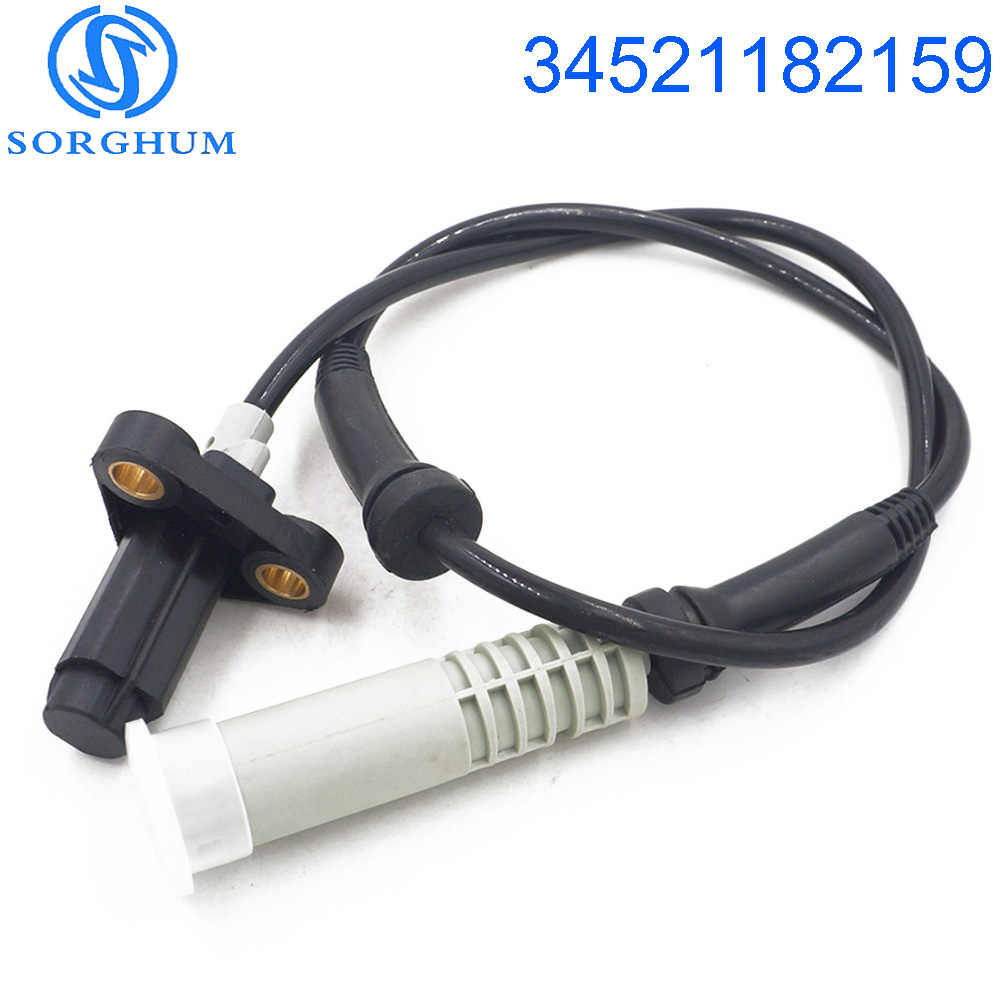 Front Left and Right ABS Wheel Speed Sensor for BMW 5 E39 Touring 34521182159