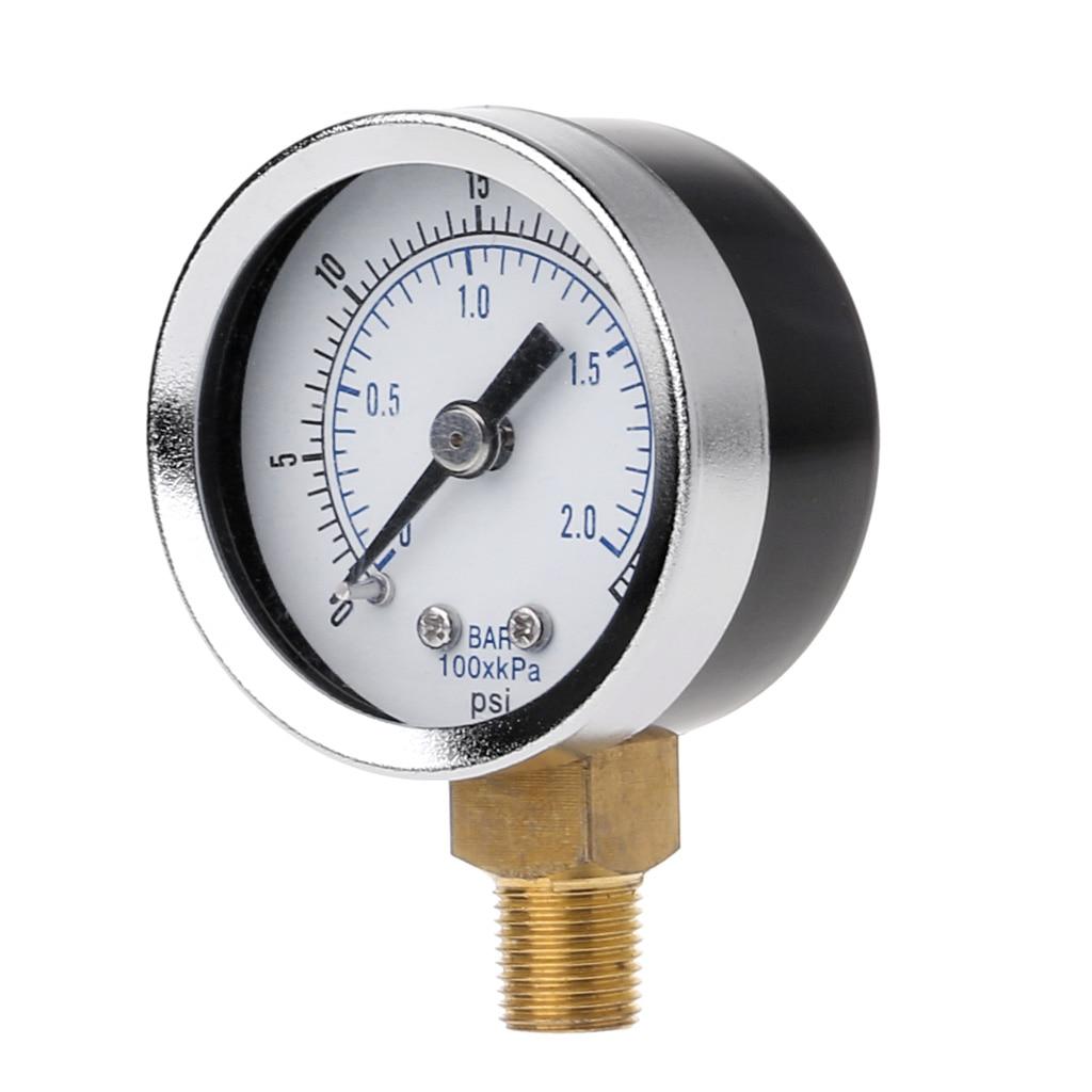 polegada quadrada do compressor de ar do calibre de pressão do npt