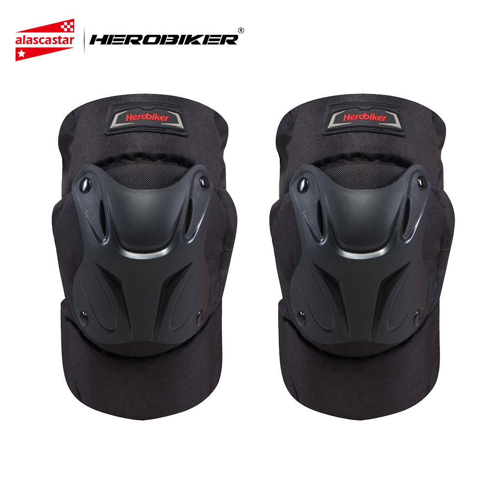 1Pair Motorcycle Motocross Racing Knee Pads Protector Guards Gear Cycling Brace