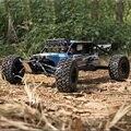 RTR Off-Road 4WD Coche de Alta Velocidad Del Coche de Rc 2.4G Control Remoto sin escobillas 1/8/tiene Cepillo Rastreadores de Rock 4x4 de Conducción de Coches de Juguete