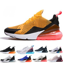 270 Parra Punch Blue Mens Women Running Shoes Triple White University Red Olive Volt Habanero 27C Flair Sneakers