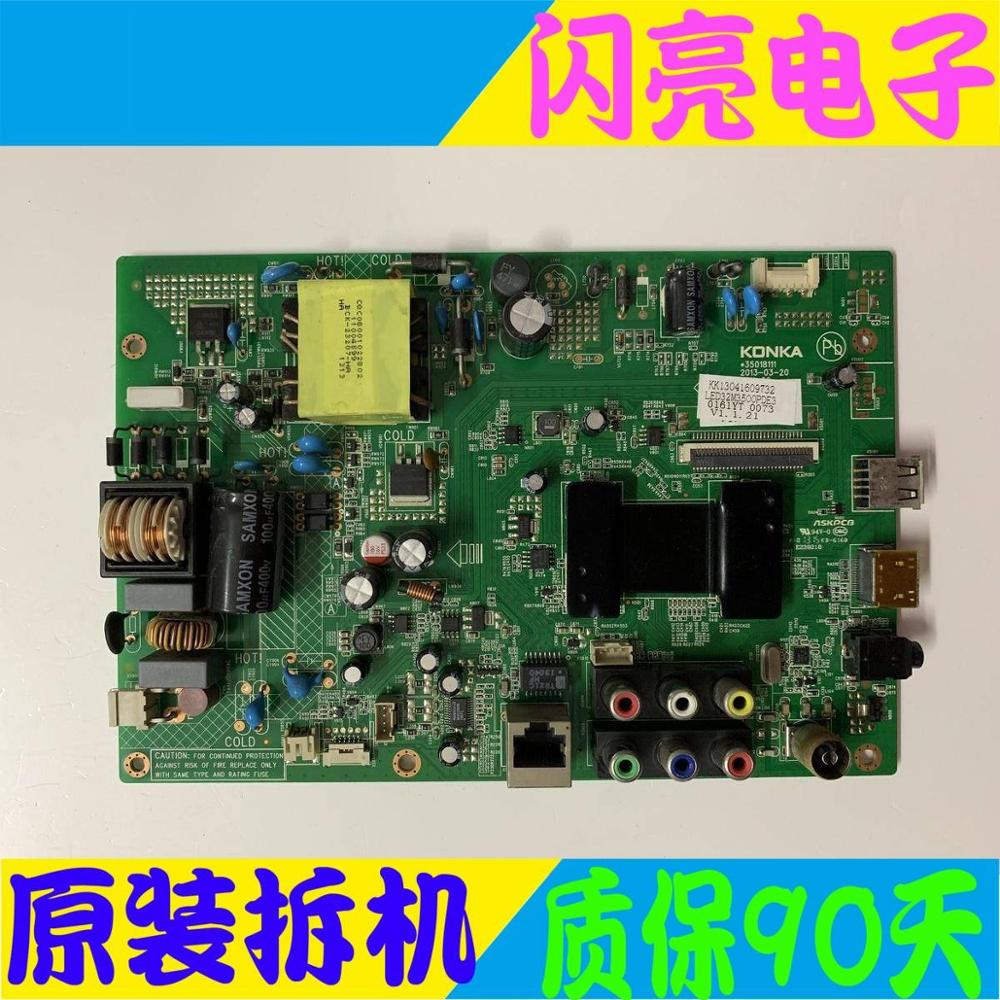 Audio & Video Replacement Parts Collection Here Main Board Power Board Circuit Logic Board Constant Current Board Led 32m3500pde Motherboard 35018111 Screen 0161yt Pleasant To The Palate Accessories & Parts