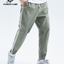 Pioneer Camp 2019 Spring Summer New Casual Pants Men Cotton Slim Fit P