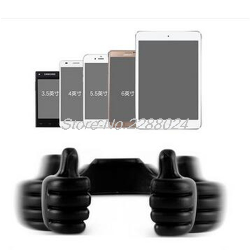 mobile smartphone holder car support stents For ZTE Blade A476 Vertex Impress X <font><b>Ginzzu</b></font> <font><b>ST6040</b></font> Elephone M3 Doogee X6 image