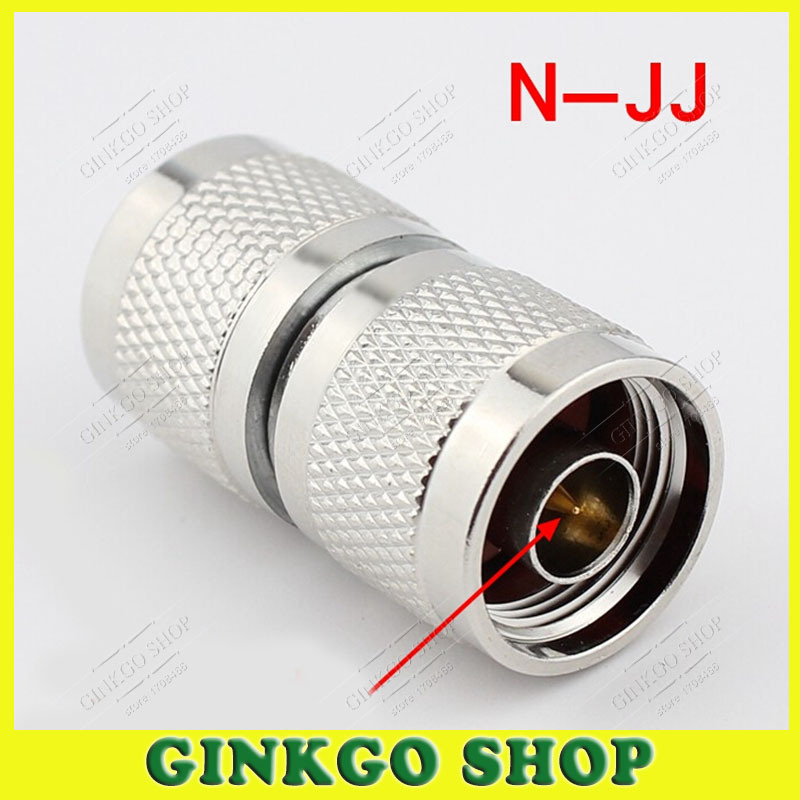 50pcs lot N JJ 50 12 L16 N type Male Straight Connector