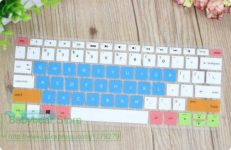 Keyboard Cover Skin Protector For HP Pavilion x360 11-k051TU 11-k052TU