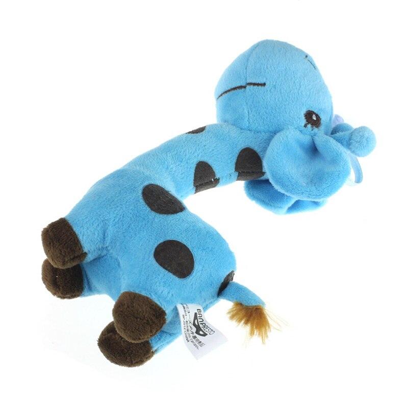 Giraffe Dear Soft Plush Toy Animal Dolls Baby Kid Birthday Party Gift3.28