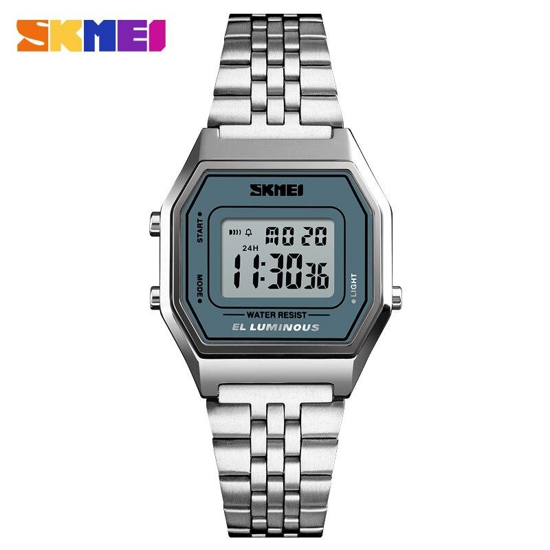 Brand SKMEI G Digital Men Watch Luxury Shock Men's Sport Wristwatch Fashion Stopwatch Electronic Watches For Mens Alarm Clock