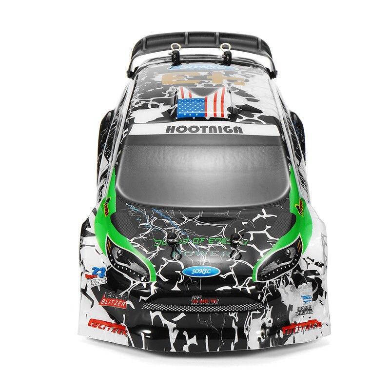 Wltoys K989 1:28 RC Voiture 2.4G 4WD moteur brossé 30 KM/H haute vitesse RTR RC dérive Voiture alliage télécommande Voiture Telecommande - 2