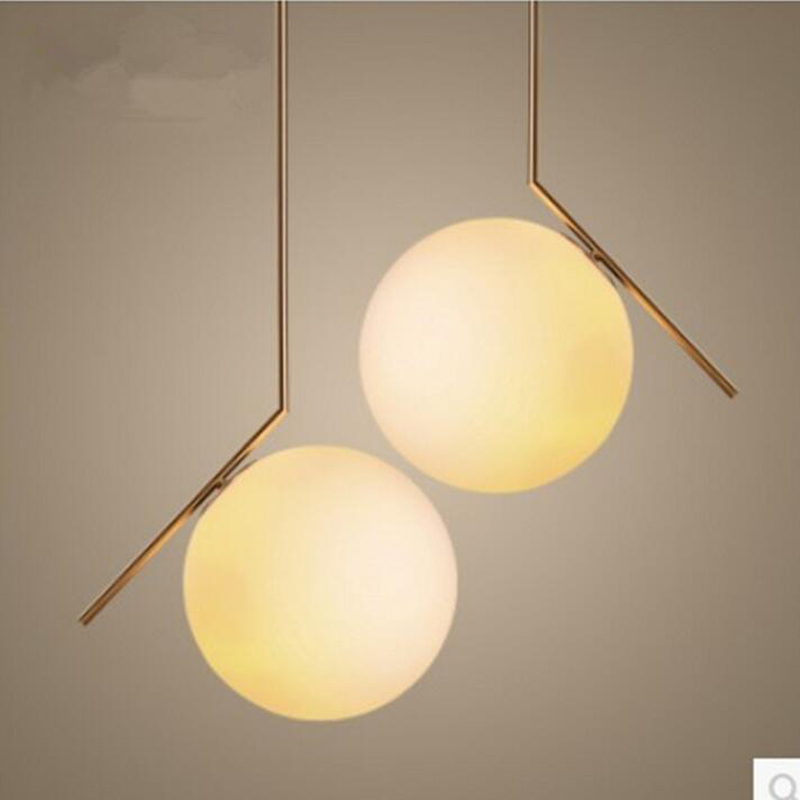 Modern style restaurant chandelier minimalist living room bedroom clothing shop glass ball decoration chandelier led lighting led bird style chandelier north american style simple living room bedroom creative light personalized art decoration restaurant