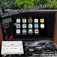 Plug&Play Android 6.0 GPS Navigation Box Video Interface for Citroen DS5 DS3 DS4 MRN Smeg+ Youtube Waze Yandex Carplay