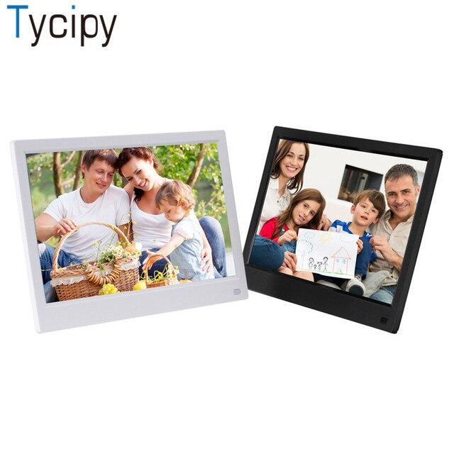 Tycipy Wifi Photo Frame LCD Digital LED Electronic Screen Photo ...
