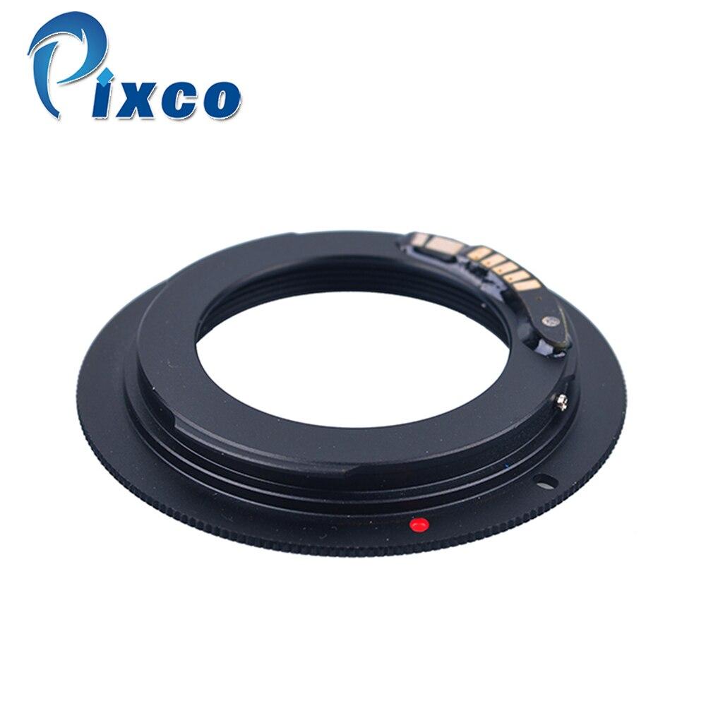 ADPLO 020186, Adaptateur anneau costume pour M42-pour EOS, troisième Génération AF Confirmer Adaptateur pour M42 Vis Monture pour costume pour Canon