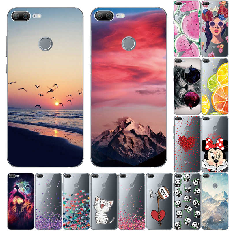 For Huawei Honor 9 Lite Case Cover for Huawei Honor 9 Case funda Bumper Silicon Phone Protector Cover Coque Capa on Honor 9 Lite