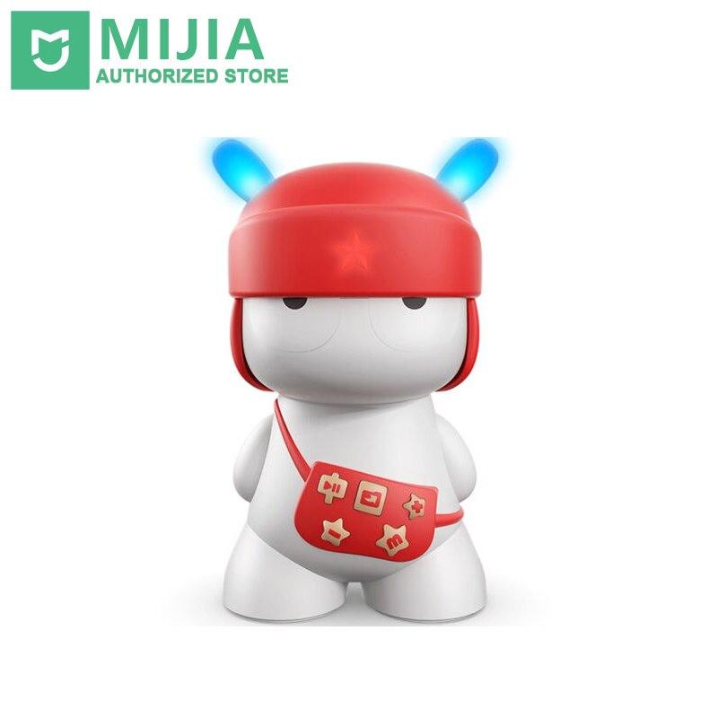 Le plus nouveau Original Xiaomi Mitu sans fil Portable stéréo Mini Bluetooth 4.0 haut-parleur haut-parleurs extérieurs LED prise en charge 32 GB carte SD