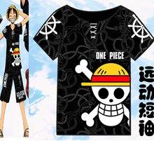 2017 Fashion 3D T Shirt cosplay Brand One Piece cos Print T-Shirt Cartoon Anime T Shirt For Men Hip Hop women Tshirt