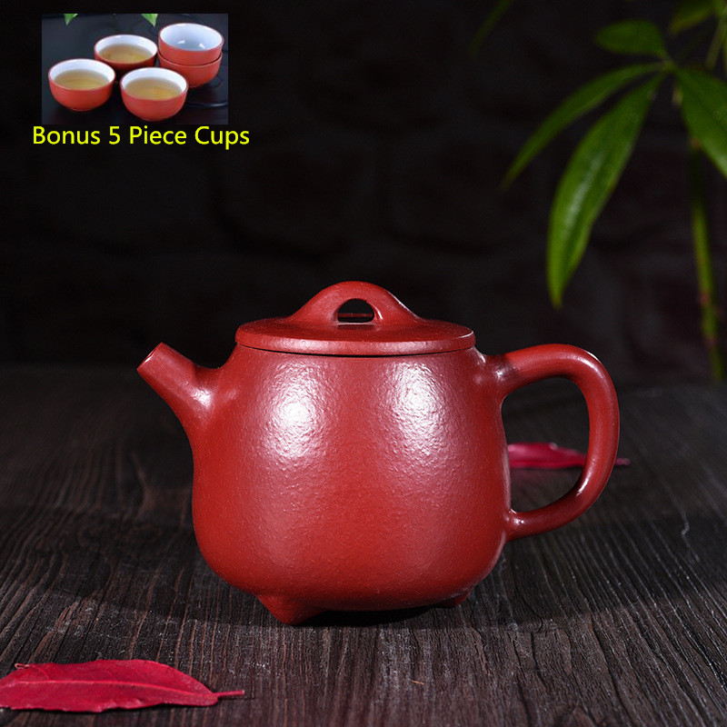 220ml Yixing Zisha Teapot Genuine Handmade Dahongpao High Stone Scoop Tea Pot Kung Fu Tea Kettle Tea Set Wholesale Free Shipping220ml Yixing Zisha Teapot Genuine Handmade Dahongpao High Stone Scoop Tea Pot Kung Fu Tea Kettle Tea Set Wholesale Free Shipping
