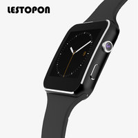 LESTOPON Smartwatch Bluetooth Smart Watch Support Pedometer Call Sleep Monitoring IPS HD LCD Screen Watchs Wearable