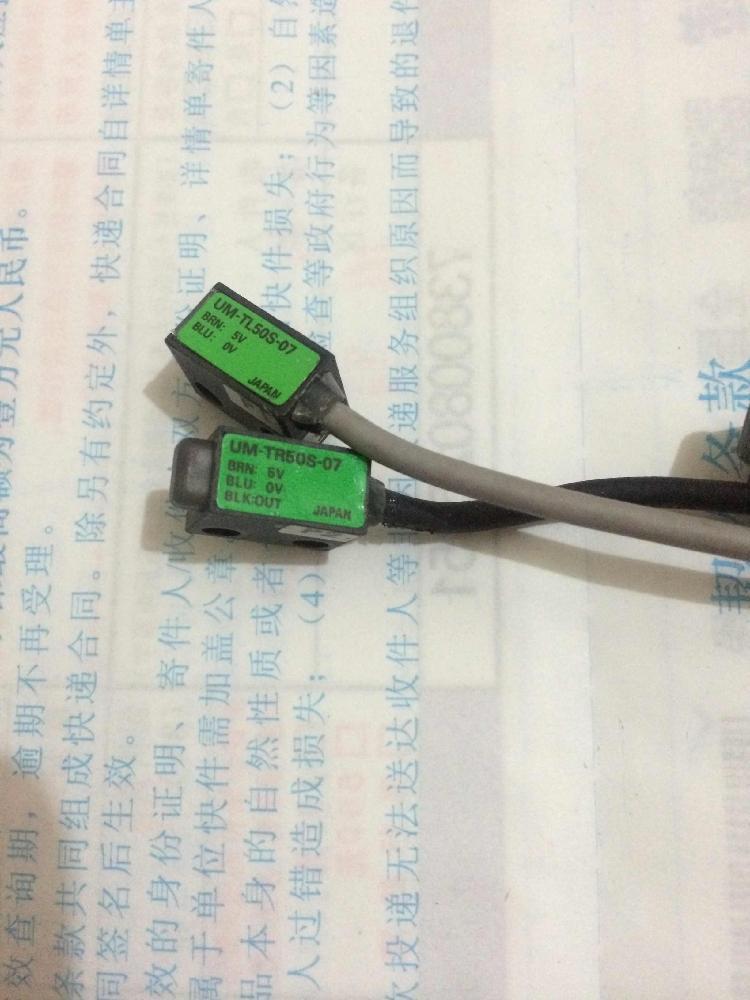 ONE NEW TAKEX photoelectric sensor UM-TR50S