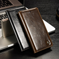 2017 Original Brand Leather Case sFor Coque iPhone 5 5s SE 6 6s 7 Plus Unique Luxury Magnet Flip Cover for iPhone Card Wallet